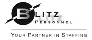 Blitz Personnel